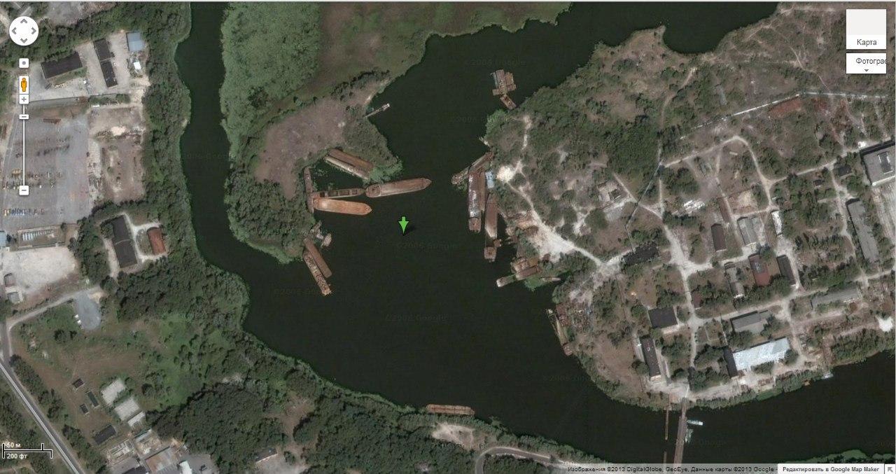 Спутниковая Карта Скадовск.Rar